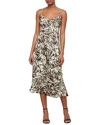 Kenneth Cole - Camisole Flounce Dress - Lyst