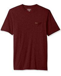 Pendleton - Short-sleeve Deschutes Pocket T-shirt - Lyst
