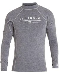 Billabong - All Day Unity Performance Fit Long Sleeve - Lyst