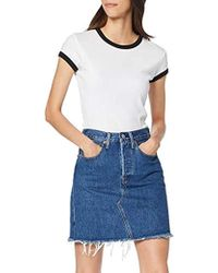 55c29a653d8957 HR Decon Iconic BF Skirt Jupe Femme