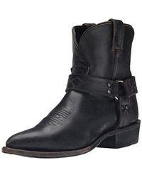 Frye - Billy Harness Short Harness Boot - Lyst