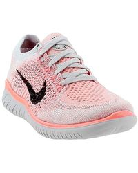 the best attitude fb094 87ec0 Nike - Wmns Free Rn Flyknit 2018 Running Shoes - Lyst