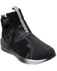 cfbea9299a6 Lyst - PUMA Fierce Swan Women s Training Shoes in Black