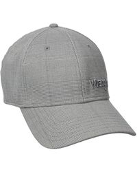 Wrangler - A-flex Stretch Fit Embroidered Logo Baseball Cap - Lyst