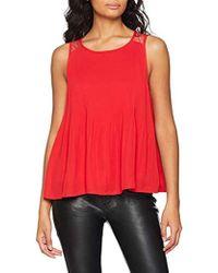 Vero Moda - Vmgudrun SL Top, Vestaglia Donna - Lyst
