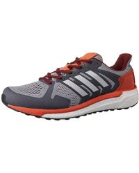 b0141a005 Adidas Supernova Competition Running Shoes in Blue for Men - Lyst