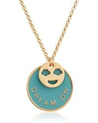 BCBGeneration - Bcbg Generation Dream On Pendant Necklace - Lyst