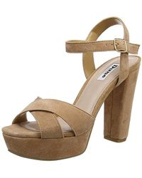Dune - ''s Mexico Ankle Strap Heels - Lyst
