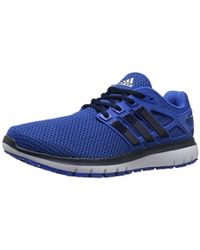 6cf104471dbfe Lyst - adidas Performance Energy Bounce 2.0 Running Shoe in Blue for Men