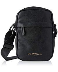 Levi's - - Messenger Leather Bag Mini Crossbody Vegan - Lyst