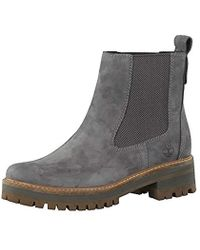 Timberland - Unisex Adults' Courmayeur Valley Chelsea A1j5u Classic Boots - Lyst