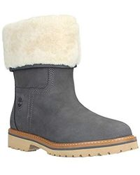 96e074fadb5d2e Timberland Chamonix Valley Ankle Boots in Blue - Lyst