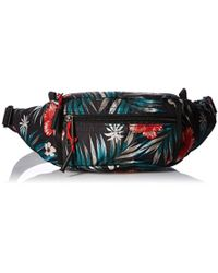 Steve Madden - Fanny Pack, Navy Floral, One Size - Lyst