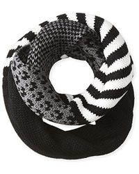 Keds - Multi-pattern Infinity Scarf - Lyst