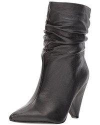 Guess - Nakitta3 Mid Calf Boot - Lyst