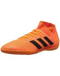 new arrival 39884 17ea2 adidas - Nemeziz Tango 18.3 Indoor Soccer Shoe - Lyst