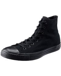 Lyst - Converse Chuck Taylor® All Star® Seasonal Hi in Gray for Men 6f21f783f