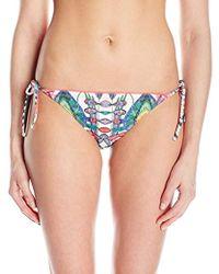 29e5aa64c496b Desigual - Biki lena 1 Bikini Bottoms - Lyst