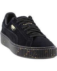 ab778f61399c PUMA - Suede Platform Celebrate Wn s Sneaker - Lyst