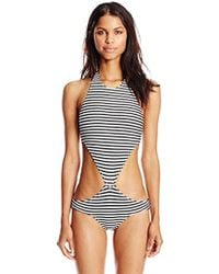 Kamalikulture - Chuck One-piece Swimsuit - Lyst