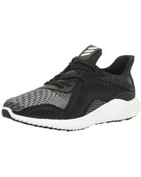 ce12daf1f137a Lyst - adidas Men s Alphabounce Em Hpc Running Shoes in Black for Men