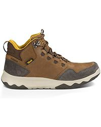 7d64aa130 Teva Arrowood Lux Mid Wp Sports And Outdoor Light Hiking Boot in ...