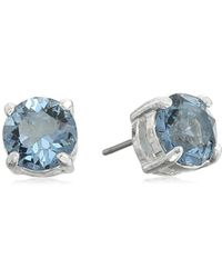 "Anne Klein - ""coastal Cruise"" Stud Earrings - Lyst"