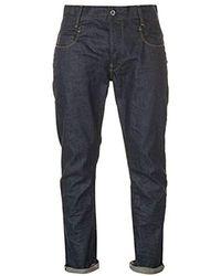 G-Star RAW - New Radar Tapered Jeans - Lyst