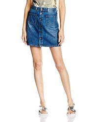 Pepe Jeans - Tate Skirt - Lyst
