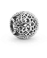 PANDORA Bead Charm Donna argento - 797853 - Metallizzato