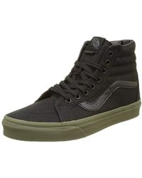 5babd7d796 Vans - Unisex Adults  Sk8-hi Reissue Hi-top Trainers - Lyst
