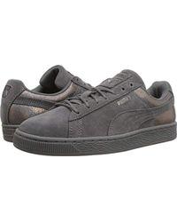PUMA - Suede Lunalux Wn's Sneaker - Lyst