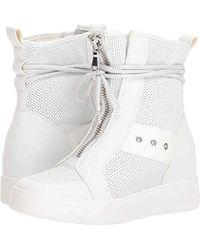 bc07038ba56 Lyst - Steve Madden Noah Sneaker in Black