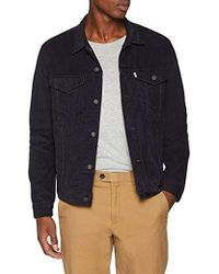 Levi's The Trucker Jacket Giacca in Jeans Uomo