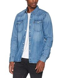 Levi's - Barstow Western Casual Shirt - Lyst
