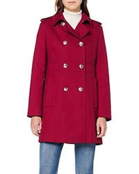crazy price best loved amazing price Tommy Hilfiger Nichelle Coat in Yellow - Lyst