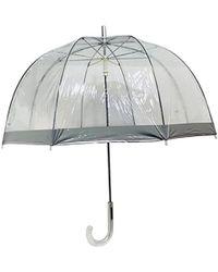 London Fog - Clear Umbrella - Lyst