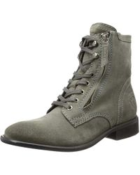 DIESEL - Miliboot Themil, 's Ankle Boots - Lyst