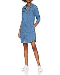 Levi's - Ls Iconic Western Dress - Lyst