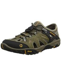 Merrell - All Out All Out Blaze Sieve Water Shoes - Lyst