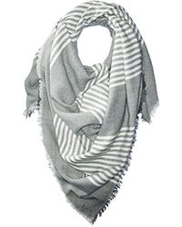 Woolrich - Square Blanket Wrap - Lyst