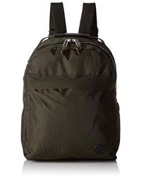 10d18cf922 Timberland S Tree Logo Back Pack In Black- One Main Zip Compartment-  Slanted in Black for Men - Lyst