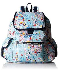 LeSportsac - Voyager Backpack - Lyst
