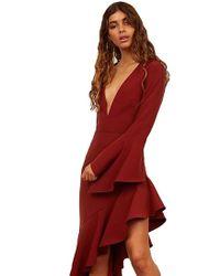 StyleStalker - Ayden Bodysuit In Spice - Lyst