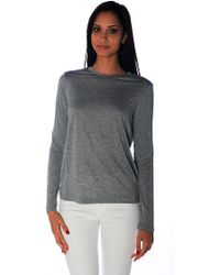 Getting Back to Square One - Long Sleeve Crew Tee - Lyst