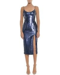Misha Collection - Avery Sequin Dress - Lyst