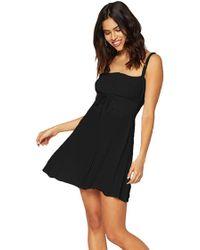 Flynn Skye - Mischa Mini Dress In Black - Lyst