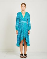 Spell & The Gypsy Collective - Jewel Soiree Dress Emerald - Lyst