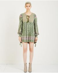 Spell & The Gypsy Collective | Lionheart Romper - Olive Grove | Lyst