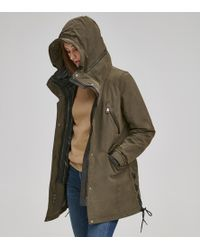 Andrew Marc - Grayce 3 In 1 Rain Jacket - Lyst